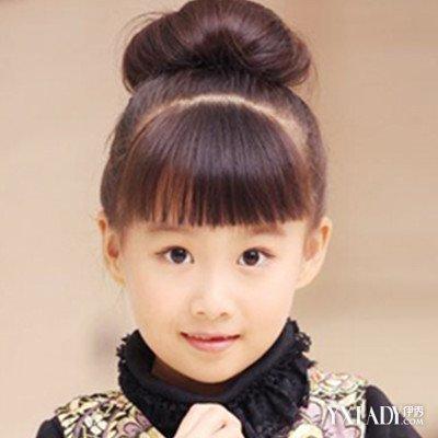 发型站 流行发型 儿童发型图片
