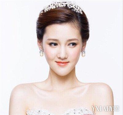 新娘妆眼影搭配怎么画 不同脸型不同妆容