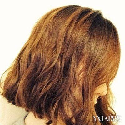 短发齐肩短发蛋卷烫发型时尚的v短发有哪些?2019最短发潮流女图片