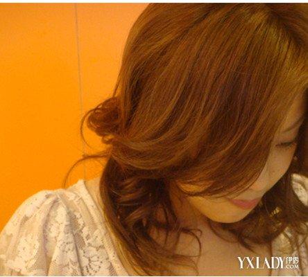 【图】暖橙色头发图片大全 了解染发前的准备