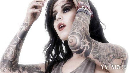 【图】欧美纹身美女图片 哪款纹身最适合你_欧