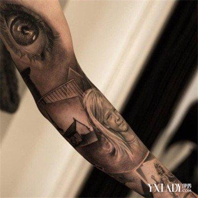【图】好看的花臂纹身图案 给你不一样含义的纹身