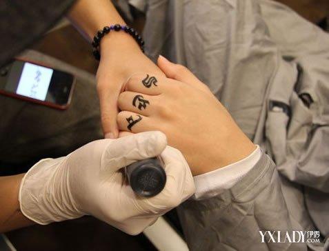 【图】多款手指纹身小图案 哪个更能凸显你的个性