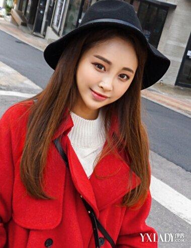 【图】韩国网红发型与帽子搭配 让你美爆整个冬季图片