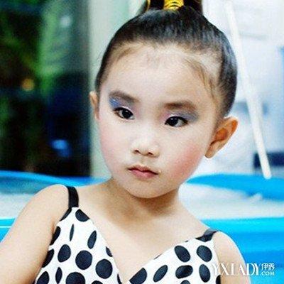 【图】幼儿大全短发幼儿还是v幼儿舞蹈发型的个子小剪图片显高舞蹈矮图片