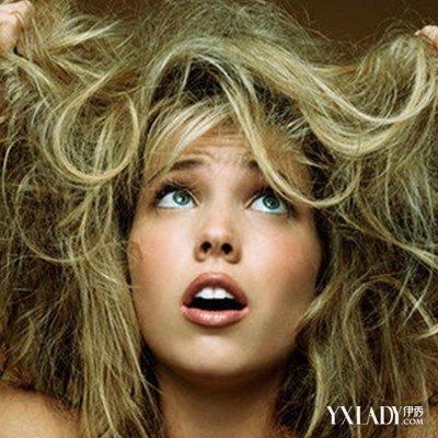 【图】头发起静电快速去掉有什么方法 得先解决头发干燥问题图片
