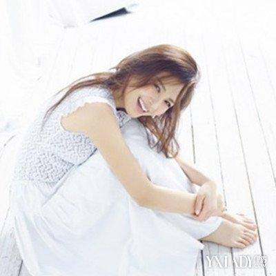 展示刘涛脚的图片 介绍明星的保养技巧图片