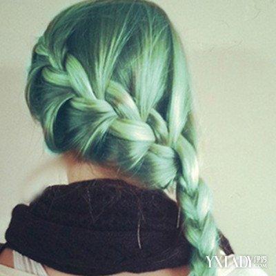 【图】藏青色头发图片欣赏