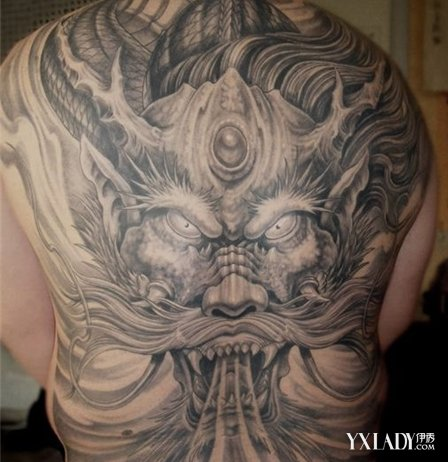 【图】男生纹身款式欣赏
