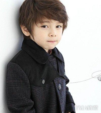 小男童发型图片大全 可爱帅气魅力无限