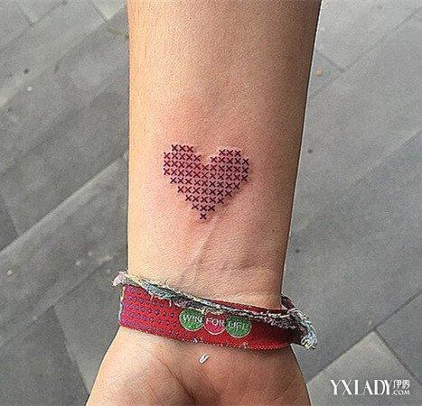 【图】十款时尚的纹身图案 纹身控看过来!