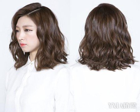 【图】展示板栗色头发图片女生 教你怎么做这种颜色的
