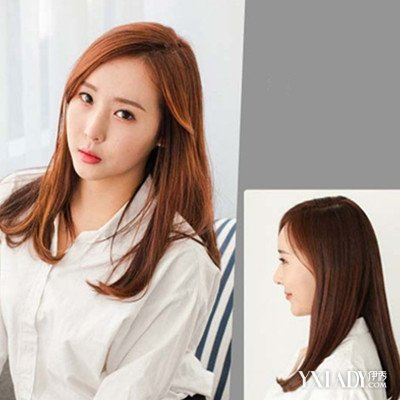韩国中长发大卷发型图片展示 轻熟女首选减龄发型介绍图片