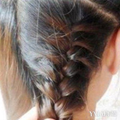 梳头发的各种花样图片大全 教你轻松编织美美的头发图片