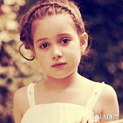 【图】舞蹈儿童文艺图片展示小a舞蹈发型范儿乐乐短头发图片
