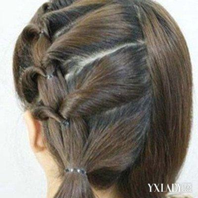 【图】小孩小辫子发型扎法大全 6种扎法让孩子成为可爱小公主