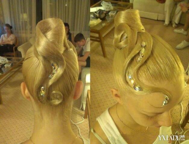 【图】舞蹈发型 4种值得你收藏的发型