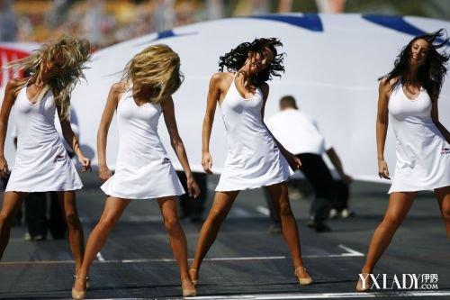 爵士舞蹈盘头发型图片展示图片