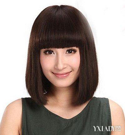 【图】披肩短直发发型怎么好看 4款发型让你与众不同