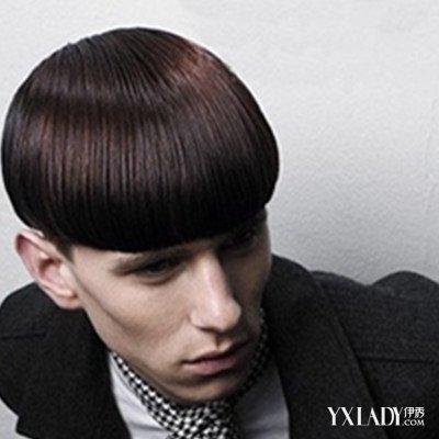 盖盖头发型男版图片欣赏 关于发型的简单介绍图片