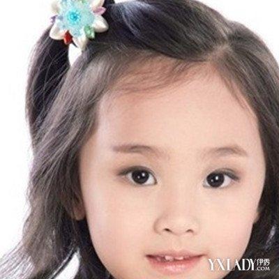 女宝宝发型图片欣赏 轻松萌化众人心图片