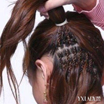 5步教会你花样盘发器的使用方法