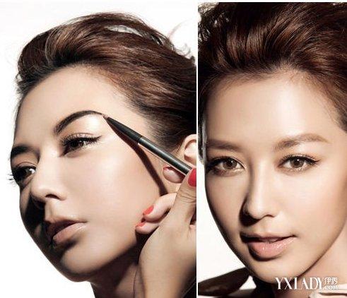 圆脸适合的眉型有哪些 5大要诀教你画出最适合你的眉妆
