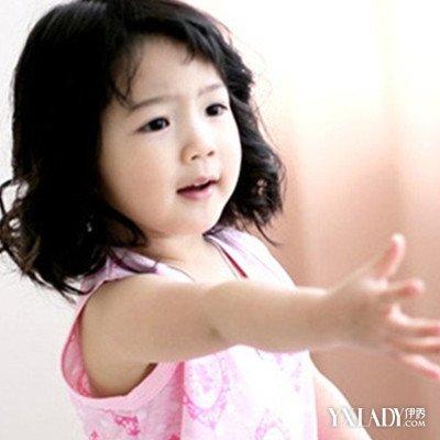 小女孩可爱发型短发图片展示打造不一样的可爱美丽图片