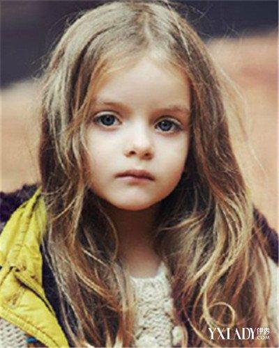 【图】好看的小孩子的发型照片 让你的宝贝萌翻全场图片