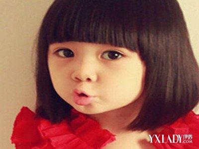 【图】小女孩短大全发型照片化身俏皮可爱小顺溜溜扎发图片图片