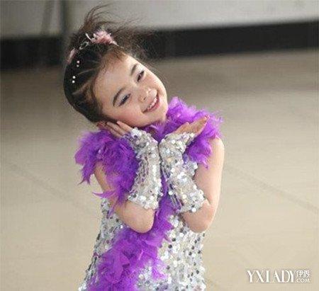 【图】幼儿表演发型设计 四款发型可爱又漂亮