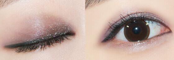 眼影颜色搭配和画法�_眼影颜色搭配和画法 教你打造韩式勾魂电眼