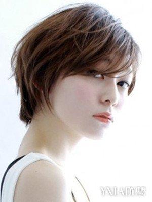 【图】短发美女性感图片欣赏