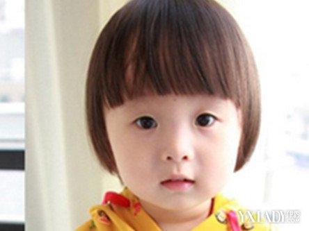 【图】一周岁女宝宝发型欣赏
