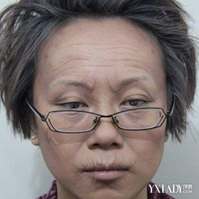 【图】年轻演员老年妆的画法介绍 20个步骤让老人重回