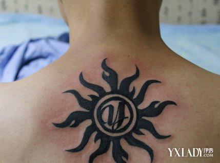 太阳纹身还象征着活力,尊严,勇气和创造力.