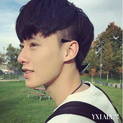 男生发型后面倒三角造型盘点 介绍五款不错的男生发型