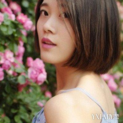 【图】韩风女生头像短发图片欣赏 清新时尚凸显魅力