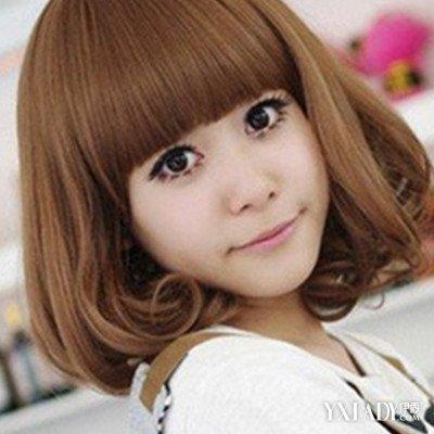 【图】盘点红板栗色的头发图片 4种女生爱的板栗色头发发型