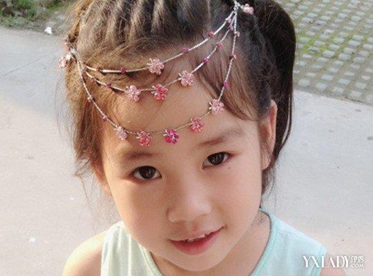 【图】儿童公主链发型扎法大全 把你的女儿打扮成小公主吧