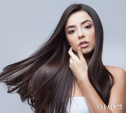 长直发发型图片背面欣赏 教你日常打理直发的小技巧图片