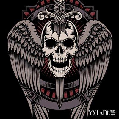 死神骷髅纹身 去除纹身的方法有哪些?