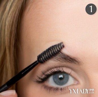 【图】标准眉型画法 从零开始学画自然眉毛