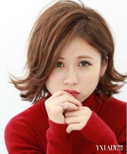 圆脸女孩适合的发型 一大波日系甜美修颜发型推荐图片