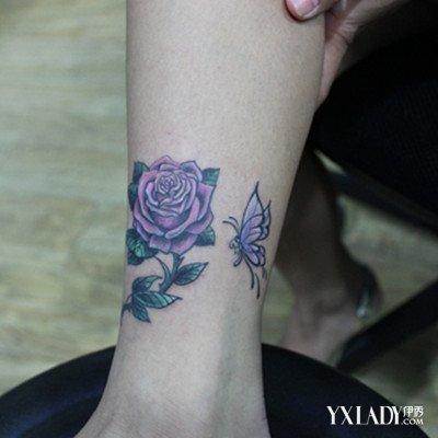 【图】脚上纹身女图片大全 3大危害需警惕