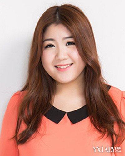 【图】胖妹妹发型设计 韩式发型更添可爱秀气