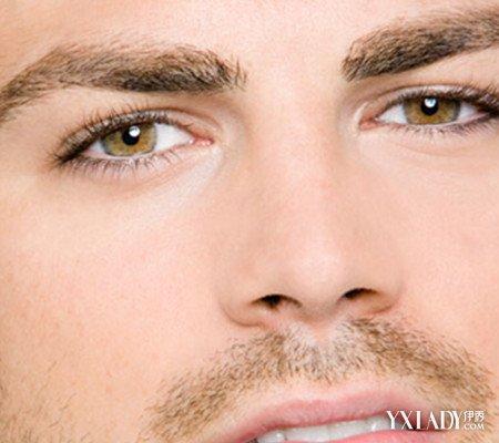 【圖】男士紋眉效果圖 需要你注意的兩個失敗原因