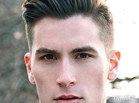 【图】欧美偏分头男发型 2016男士潮流发型推荐图片
