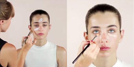 【图】欧美淡妆化妆步骤 有光泽的妆容才够美