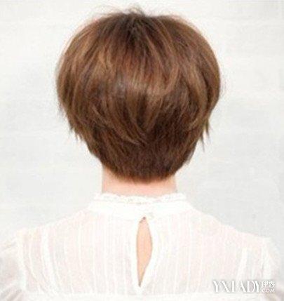 【图】短发后脑勺发型最特色设计 最适合剪短发的特质图片